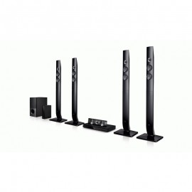 LG AUD 756W 5.1 DVD-HTS Home Theatre System