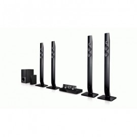 LG AUD 756   5.1 DVD-HTS Home Theatre System