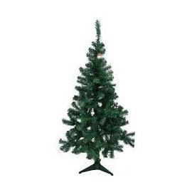 Christmas  Finest 5' Feet Super Premium Artificial  Tree With Solid Metal Legs - Fullest Five Foot Tall Design