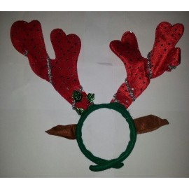 Christmas Reindeer Antlers Headband for kids/ adult Christmas Party Costume