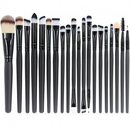 EmaxDesign 20 Pieces Makeup Brush Set For Professionals